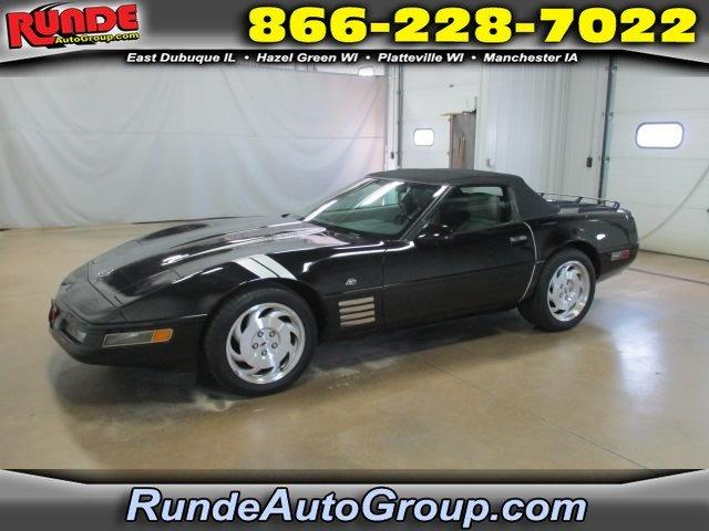 Chevrolet Corvette 1993 $9343.00 incacar.com