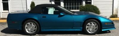 Chevrolet Corvette 1993 $12900.00 incacar.com