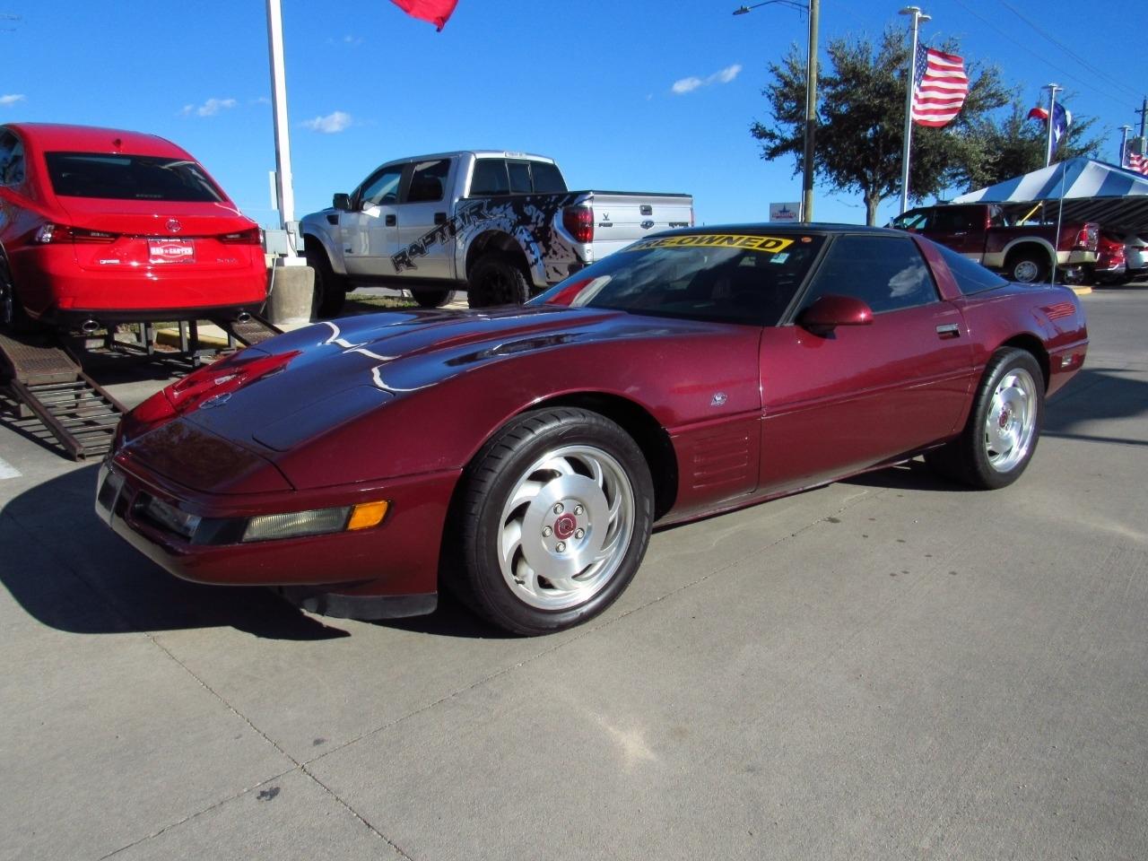 Chevrolet Corvette 1993 $10988.00 incacar.com