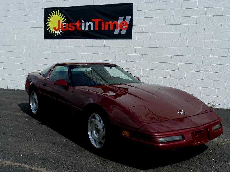 Chevrolet Corvette 1993 $13899.00 incacar.com