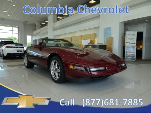Chevrolet Corvette 1993 $23000.00 incacar.com