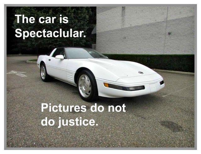 Chevrolet Corvette 1994 $6601.00 incacar.com