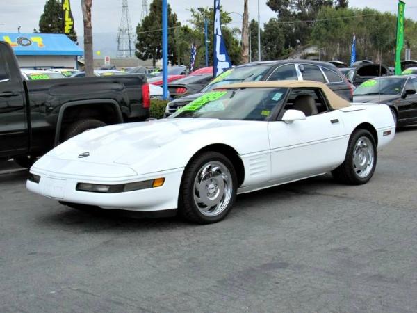Chevrolet Corvette 1994 $9999.00 incacar.com
