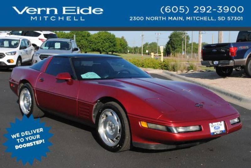 Chevrolet Corvette 1994 $10945.00 incacar.com