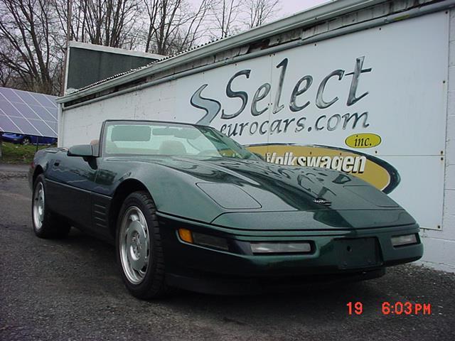 Chevrolet Corvette 1994 $12200.00 incacar.com