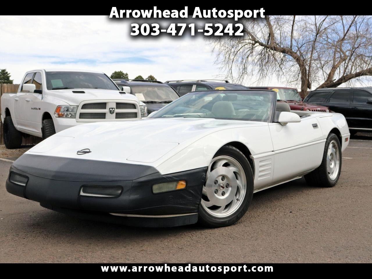 Chevrolet Corvette 1994 $8990.00 incacar.com