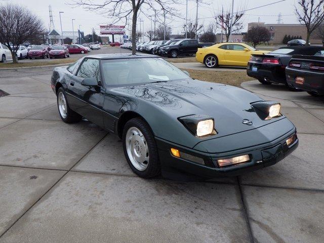 Chevrolet Corvette 1995 $9500.00 incacar.com