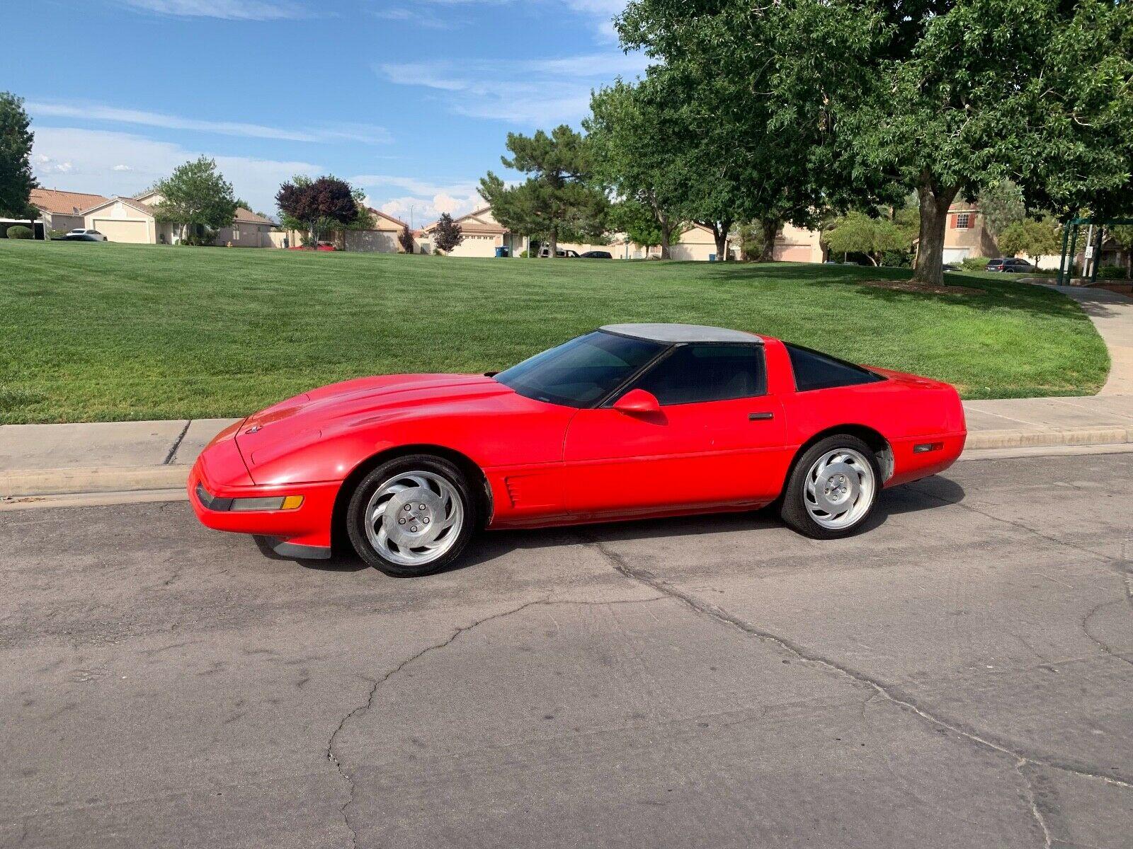 Chevrolet Corvette 1995 $2650.00 incacar.com