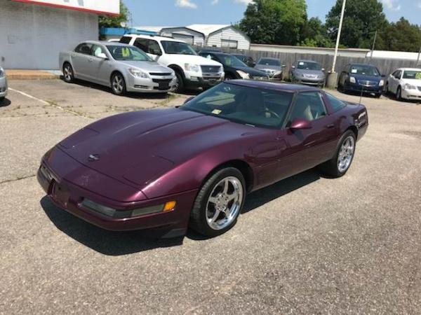 Chevrolet Corvette 1995 $7995.00 incacar.com