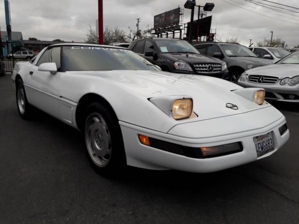 used Chevrolet Corvette 1995 vin: 1G1YY22PXS5116239