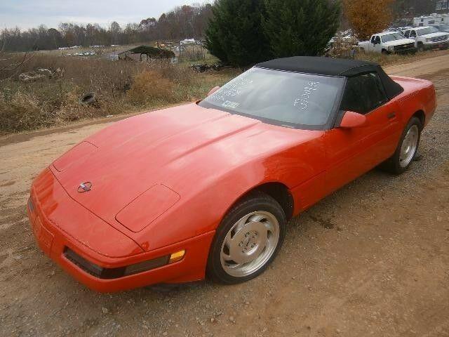 Chevrolet Corvette 1995 $8995.00 incacar.com