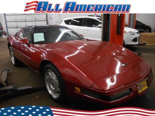 Chevrolet Corvette 1995 $9999.00 incacar.com