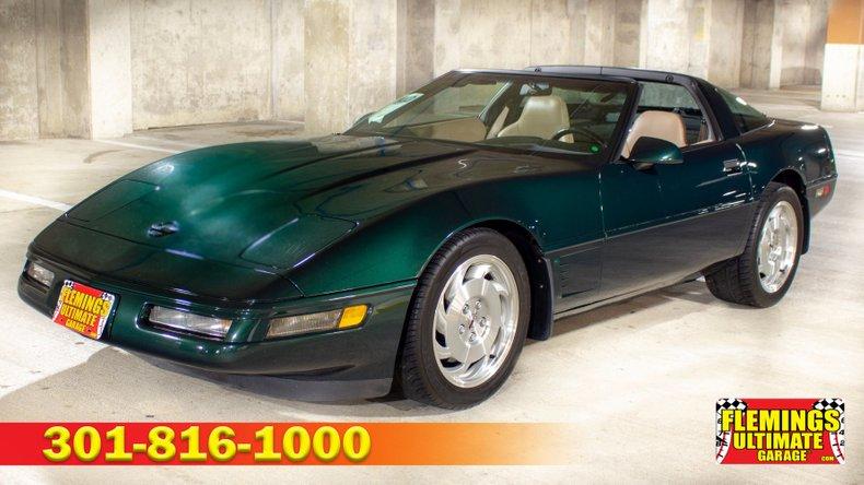 Chevrolet Corvette 1996 $19990.00 incacar.com