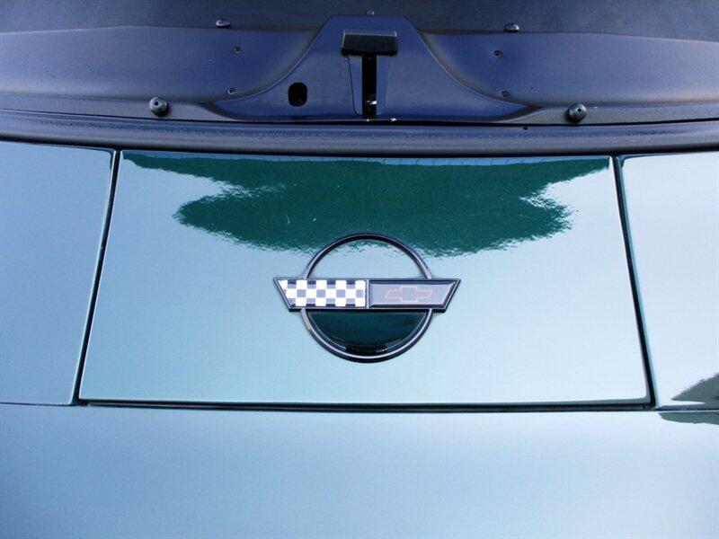 used Chevrolet Corvette 1996 vin: 1G1YY22PXT5116842