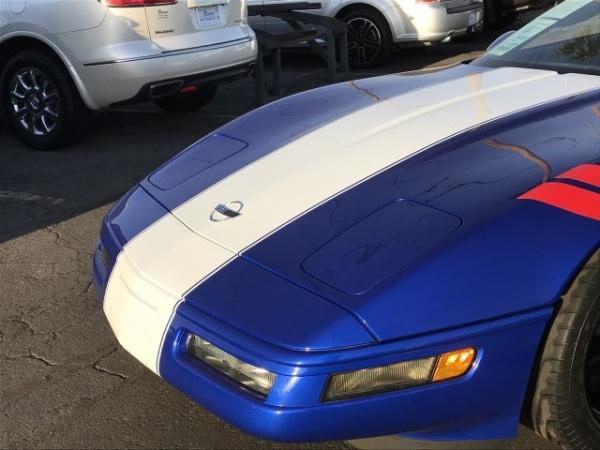 Chevrolet Corvette 1996 $20500.00 incacar.com