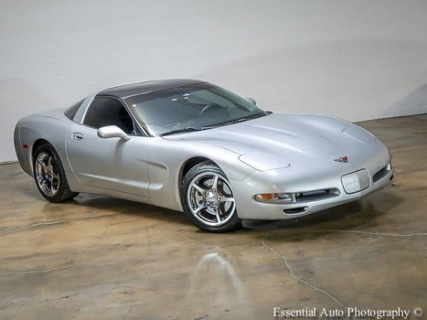 Chevrolet Corvette 1997 $12995.00 incacar.com