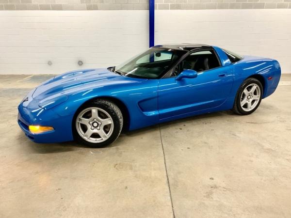 Chevrolet Corvette 1997 $9995.00 incacar.com