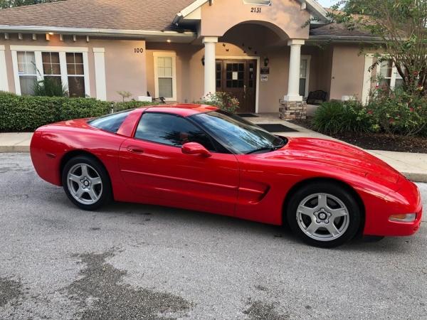 Chevrolet Corvette 1997 $12977.00 incacar.com