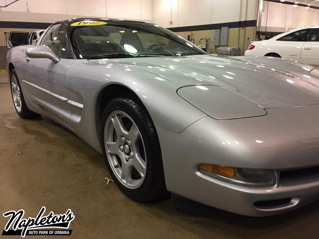 Chevrolet Corvette 1997 $12829.00 incacar.com
