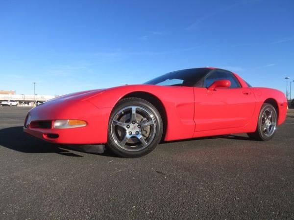 Chevrolet Corvette 1998 $12950.00 incacar.com