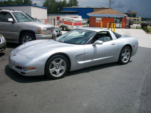 Chevrolet Corvette 1998 $13800.00 incacar.com