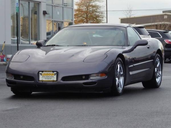 Chevrolet Corvette 1998 $10999.00 incacar.com