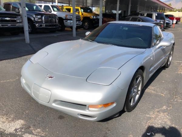 Chevrolet Corvette 1998 $11800.00 incacar.com