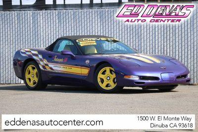 Chevrolet Corvette 1998 $24977.00 incacar.com