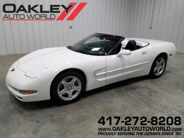 Chevrolet Corvette 1998 $20000.00 incacar.com