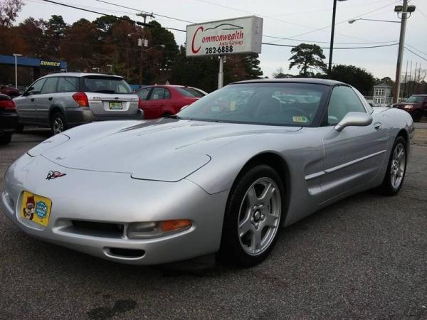 used Chevrolet Corvette 1998 vin: 1G1YY22G4W5111799