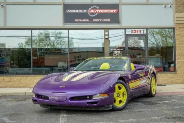 Chevrolet Corvette 1998 $24995.00 incacar.com