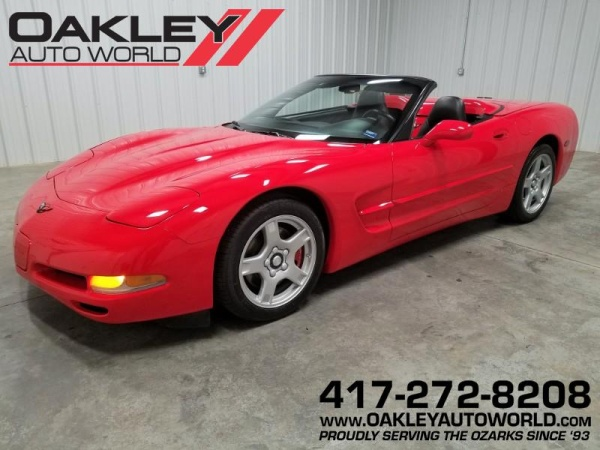 Chevrolet Corvette 1998 $20000.00 incacar.com