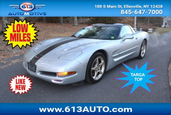 Chevrolet Corvette 1999 $13999.00 incacar.com
