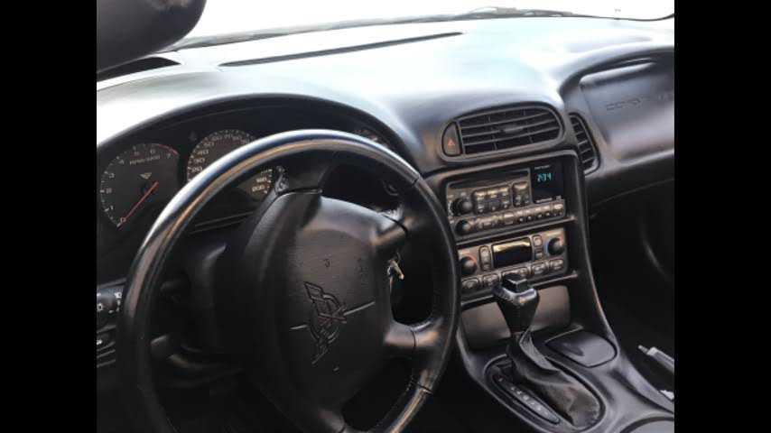 Chevrolet Corvette 1999 $16999.00 incacar.com