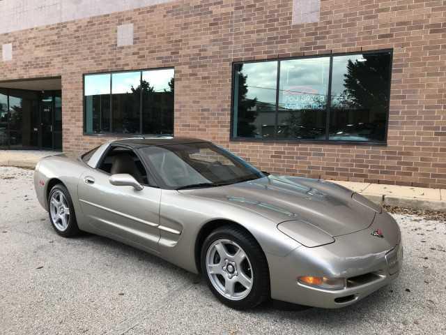 Chevrolet Corvette 1999 $16850.00 incacar.com