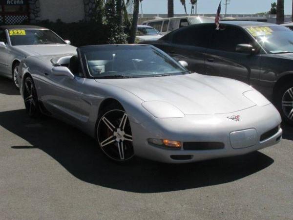 Chevrolet Corvette 1999 $14998.00 incacar.com