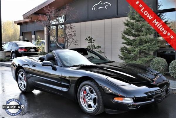 Chevrolet Corvette 1999 $15950.00 incacar.com