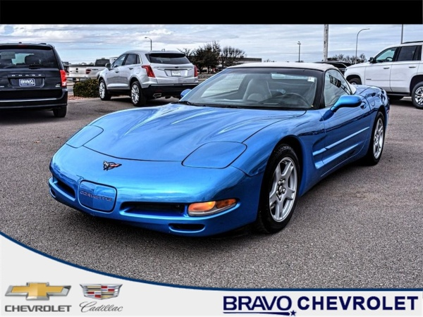 Chevrolet Corvette 1999 $13499.00 incacar.com