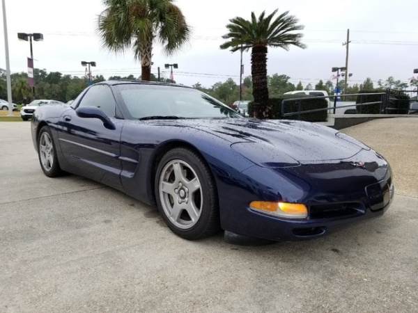 Chevrolet Corvette 1999 $13988.00 incacar.com
