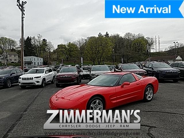 Chevrolet Corvette 1999 $16500.00 incacar.com