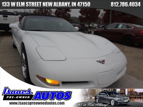 Chevrolet Corvette 1999 $12500.00 incacar.com