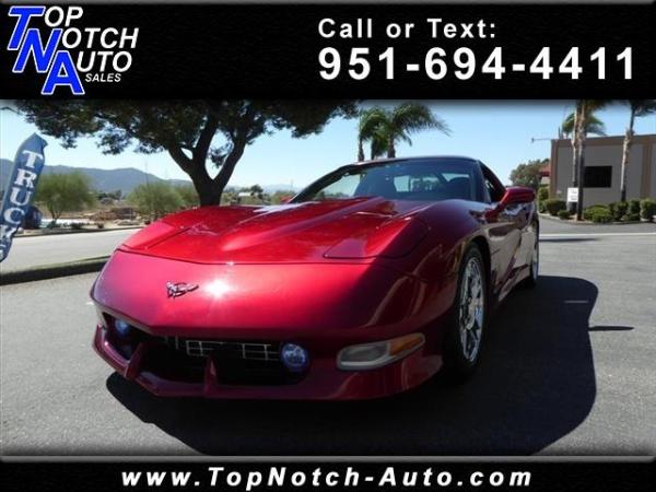 Chevrolet Corvette 1999 $27987.00 incacar.com