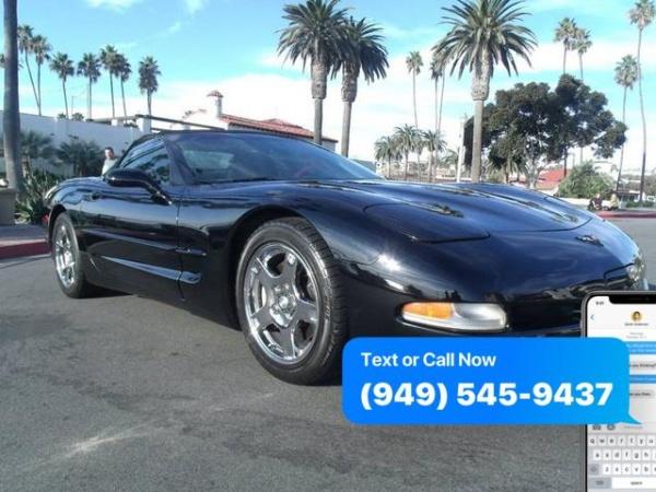 Chevrolet Corvette 1999 $14999.00 incacar.com