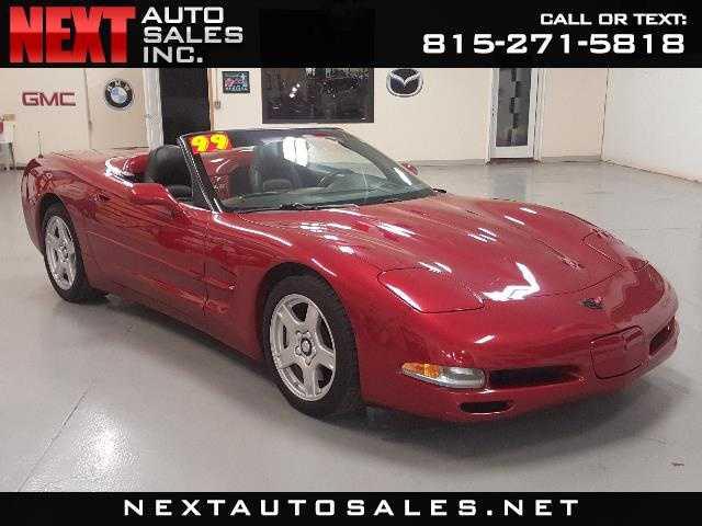 Chevrolet Corvette 1999 $13477.00 incacar.com