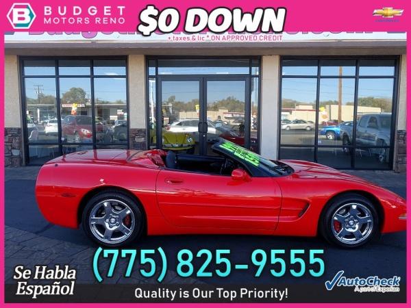 Chevrolet Corvette 1999 $13990.00 incacar.com