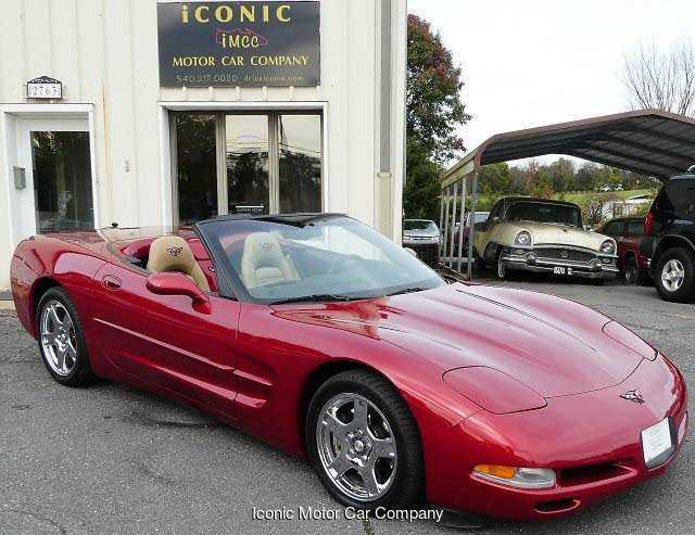 Chevrolet Corvette 1999 $17995.00 incacar.com
