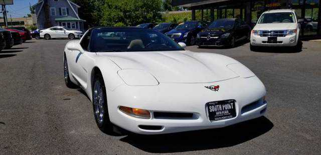 Chevrolet Corvette 1999 $14488.00 incacar.com