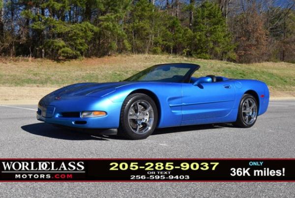 used Chevrolet Corvette 1999 vin: 1G1YY32G8X5123591