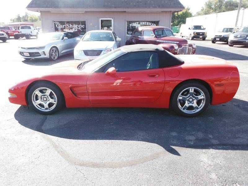 Chevrolet Corvette 1999 $15500.00 incacar.com