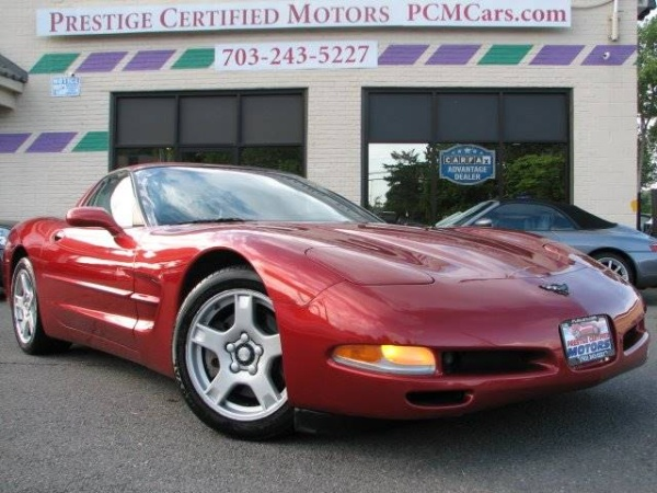 Chevrolet Corvette 1999 $10977.00 incacar.com